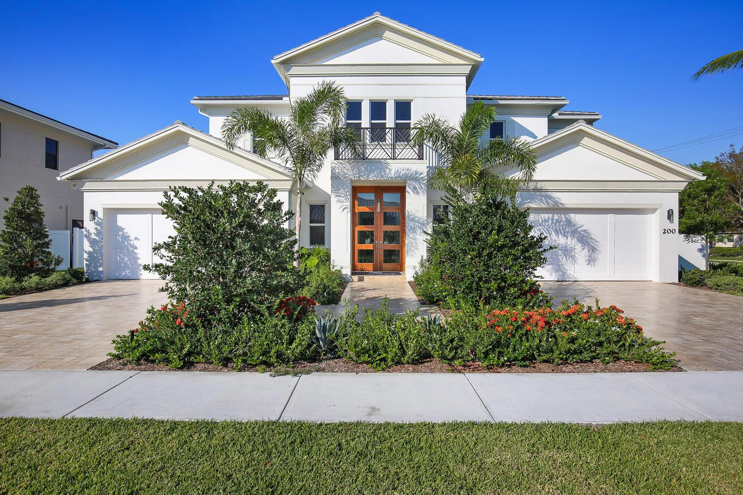 Один семья для того Продажа на Boca Collection - Villa Valle Boca Raton, Florida 33427 United States