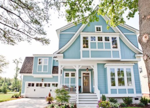Single Family for Sale at Culpepper Landing - The Caramel Cottage 1009 George Washington Highway South Chesapeake, Virginia 23323 United States