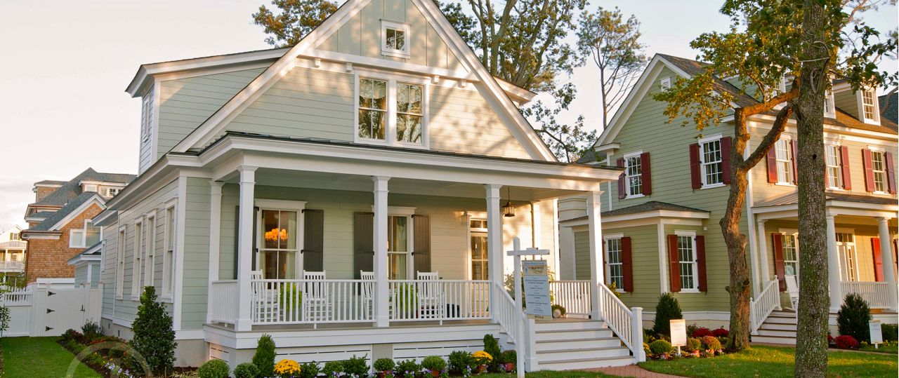 Single Family for Sale at Ashby's Bridge - The Blue River Cottage Ashby's Bridge Court Virginia Beach, Virginia 23456 United States
