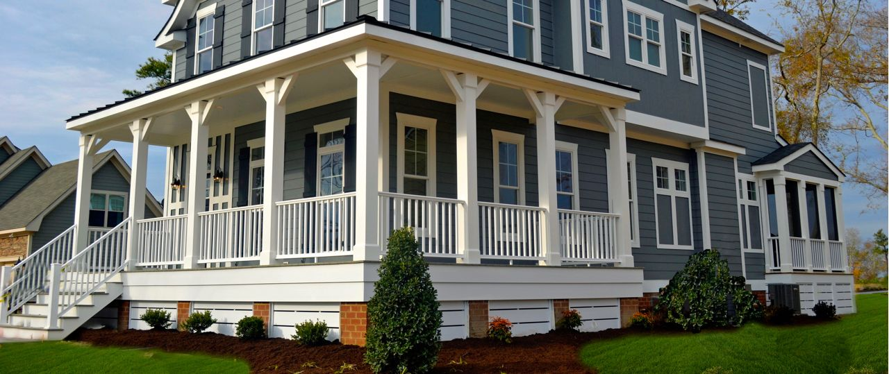 Single Family for Active at Fox Trail - The Walnut 1009 George Washington Highway South Chesapeake, Virginia 23323 United States