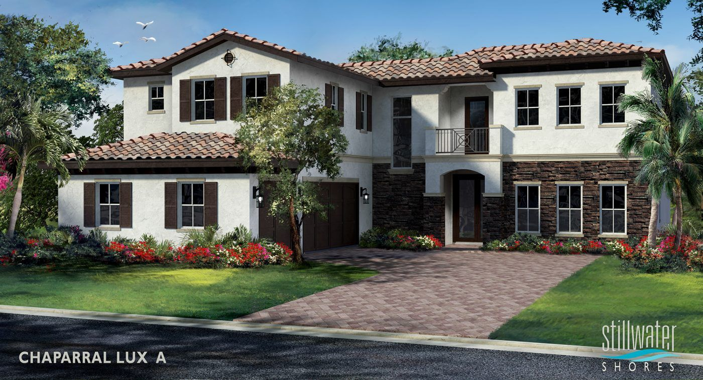 Single Family for Sale at Stillwater Shores - Chaparral Lux 5400 Sw 70th Avenue Davie, Florida 33314 United States