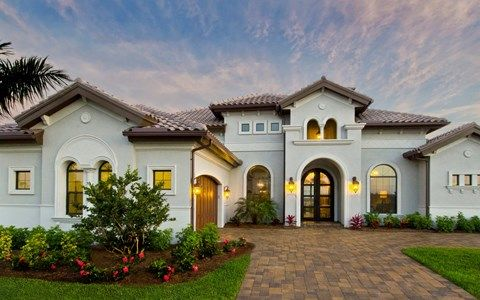 Single Family for Sale at Stock Signature Homes - Majorca 3639 Professional Circle Naples, Florida 34119 United States