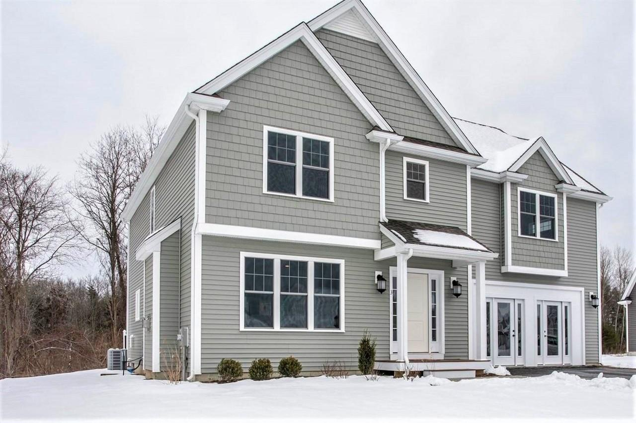 单亲家庭 为 销售 在 The Estates At Lebaron Hills - The Exeter Lebaron Boulevard Lakeville, Massachusetts 02347 United States