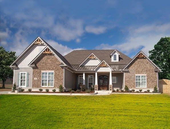 Single Family for Active at Moores' Creek - Belle C 100 Shalerock Drive Madison, Alabama 35756 United States