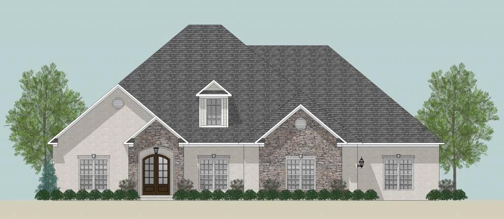 Single Family for Active at Moores' Creek - Hope B 100 Shalerock Drive Madison, Alabama 35756 United States