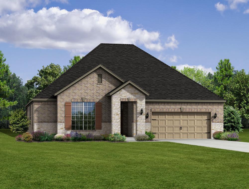 Single Family for Sale at Ralston Creek - E-2640 2308 Ralston Creek Court Brenham, Texas 77833 United States