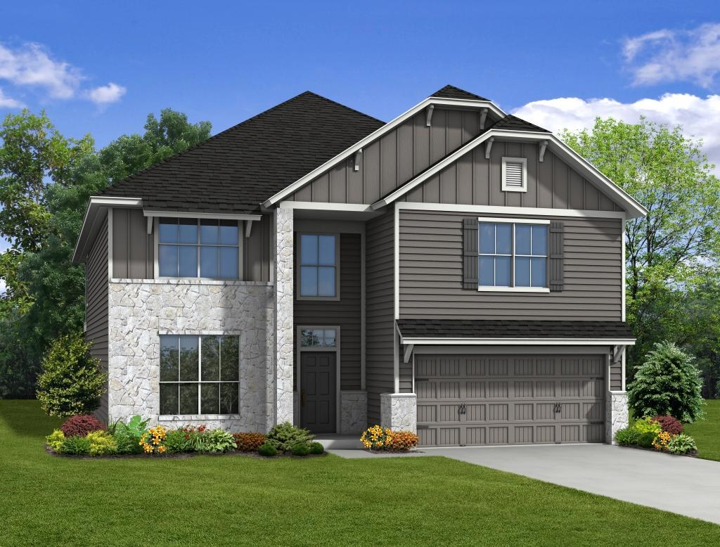 Single Family for Sale at The Enclave At Park Meadows - 3232 2901 Gilchrist Dr Lorena, Texas 76655 United States