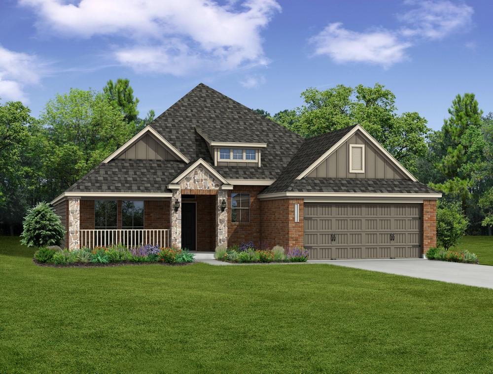 Single Family for Sale at The Enclave At Park Meadows - 1967 2901 Gilchrist Dr Lorena, Texas 76655 United States