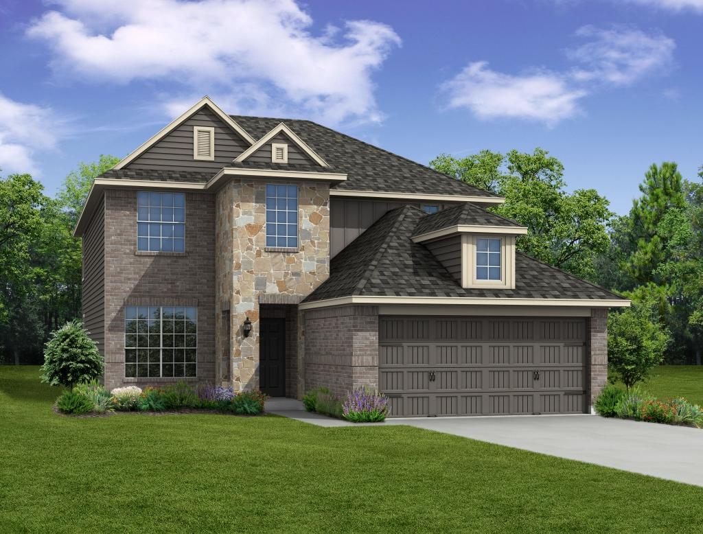 Single Family for Sale at The Enclave At Park Meadows - 2239 2901 Gilchrist Dr Lorena, Texas 76655 United States
