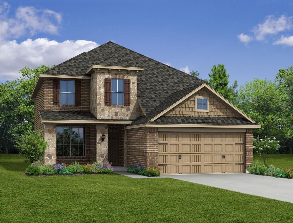 Single Family for Sale at The Enclave At Park Meadows - 2516 2901 Gilchrist Dr Lorena, Texas 76655 United States