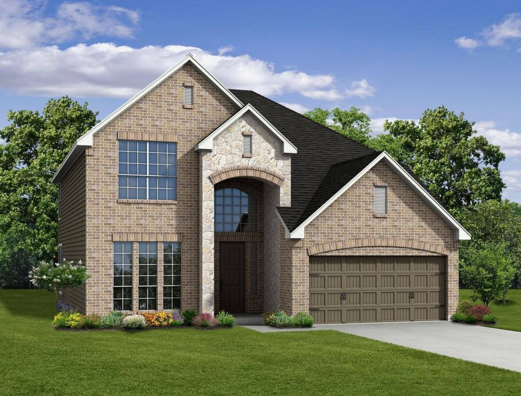 Single Family for Sale at The Enclave At Park Meadows - 2588 2901 Gilchrist Dr Lorena, Texas 76655 United States