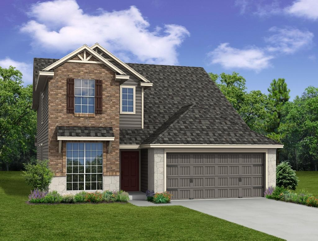 Single Family for Sale at The Enclave At Park Meadows - 2697 2901 Gilchrist Dr Lorena, Texas 76655 United States