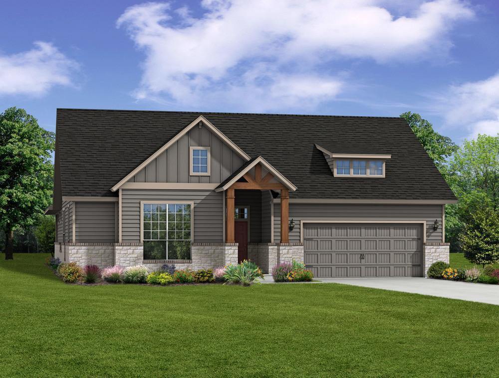 Single Family for Sale at E-2640 1803 Basin Trail Brenham Brenham, Texas 77833 United States