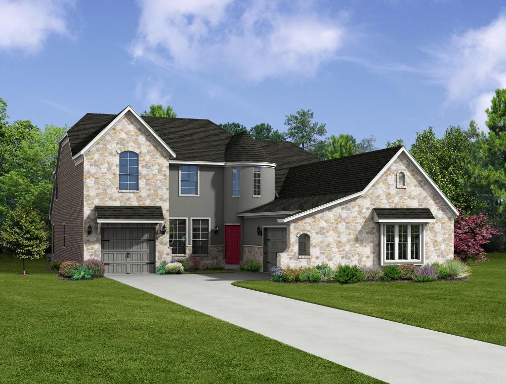 Single Family for Sale at Ralston Creek - E-2675 2308 Ralston Creek Brenham, Texas 77833 United States