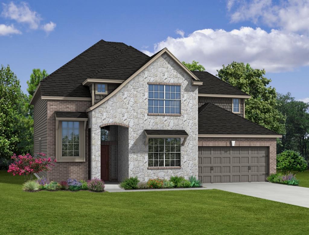 Single Family for Sale at Ralston Creek - E-3135 2308 Ralston Creek Brenham, Texas 77833 United States