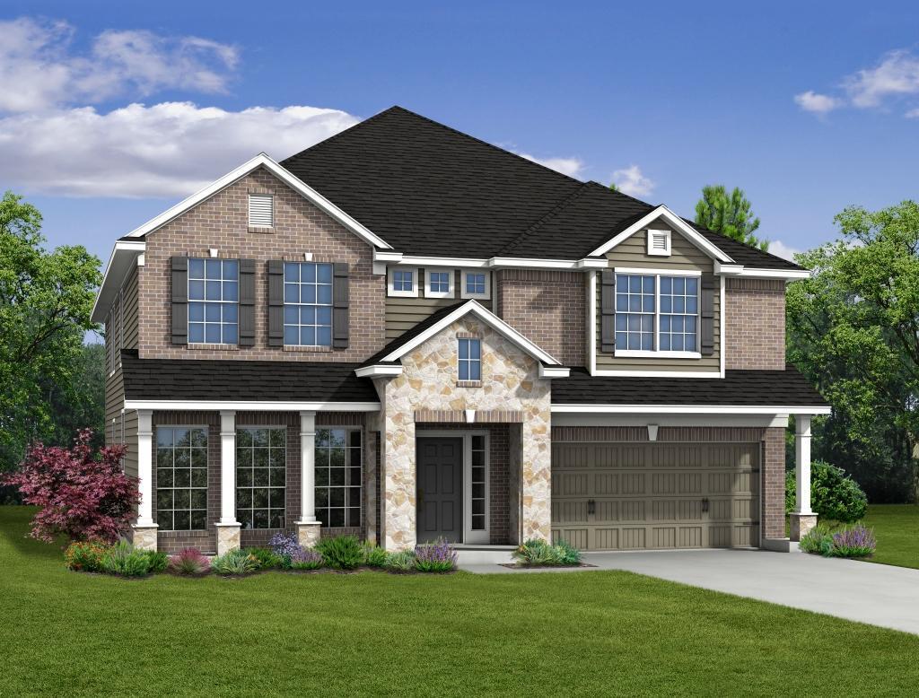 Single Family for Sale at Ralston Creek - E-3268 2308 Ralston Creek Brenham, Texas 77833 United States