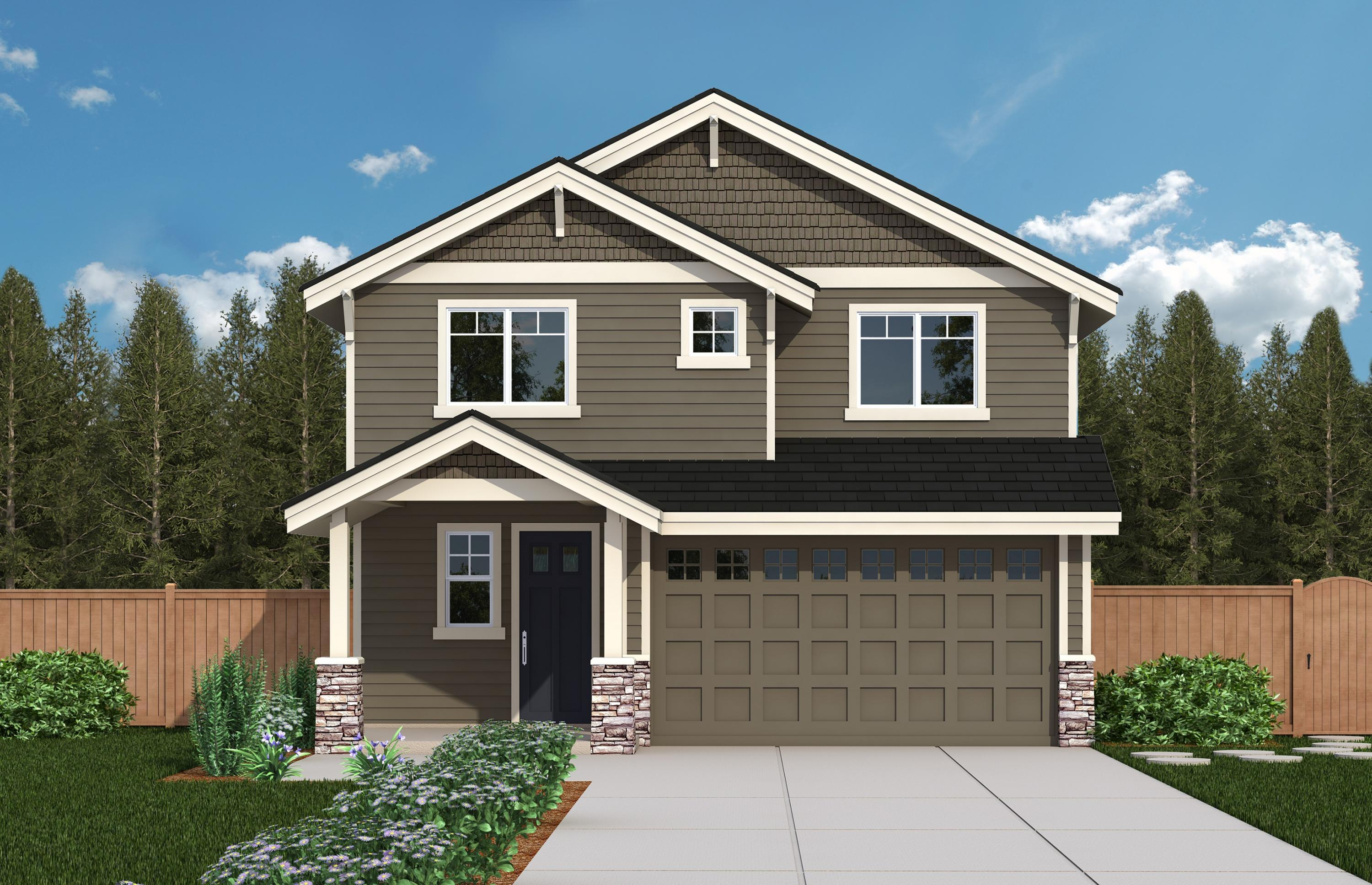 Single Family for Sale at Canyon Terrace - Ct 3082a Se 192nd St &Amp; 124th Ave Se Renton, Washington 98058 United States