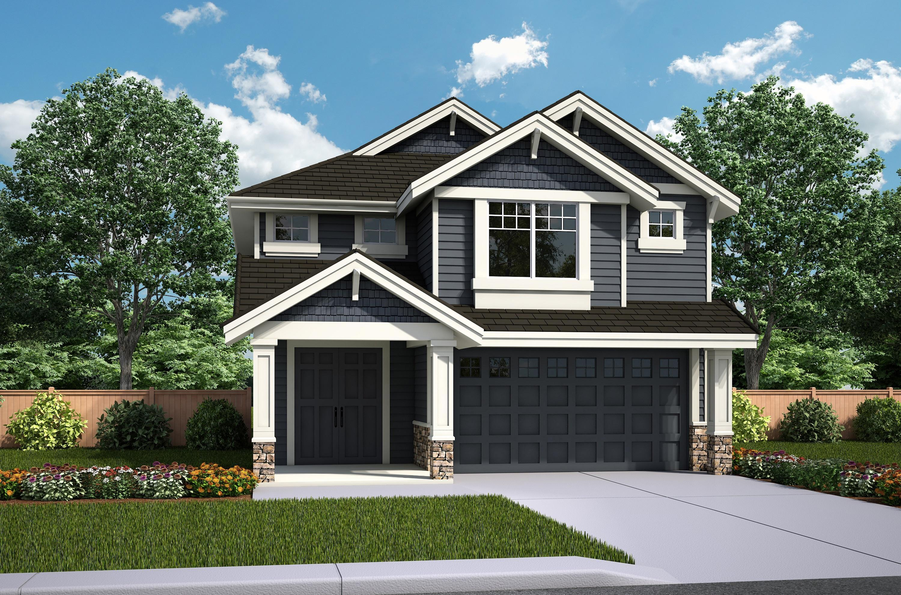 Single Family for Sale at Canyon Terrace - Ct 3132a Se 192nd St &Amp; 124th Ave Se Renton, Washington 98058 United States