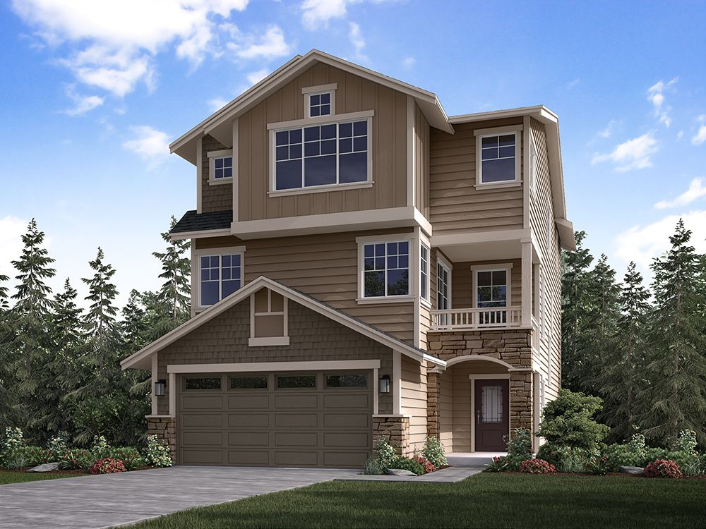 Single Family for Sale at Ivy Estates - 3200 Se 17th Place And 248th Ave Se Sammamish, Washington 98075 United States