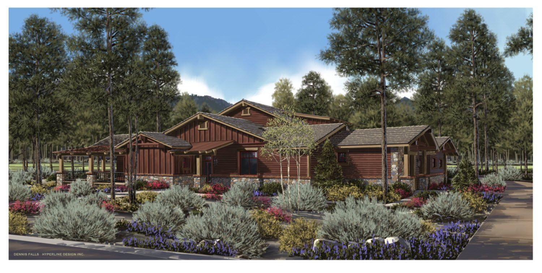 Single Family for Sale at Pine Canyon - Residence B 1201 E. John Wesley Powell Blvd. Flagstaff, Arizona 86005 United States