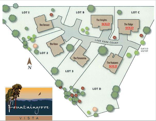 Car Rentals In Santa Rosa Ca >> Fountaingrove Vista new homes in Santa Rosa CA by Synergy ...
