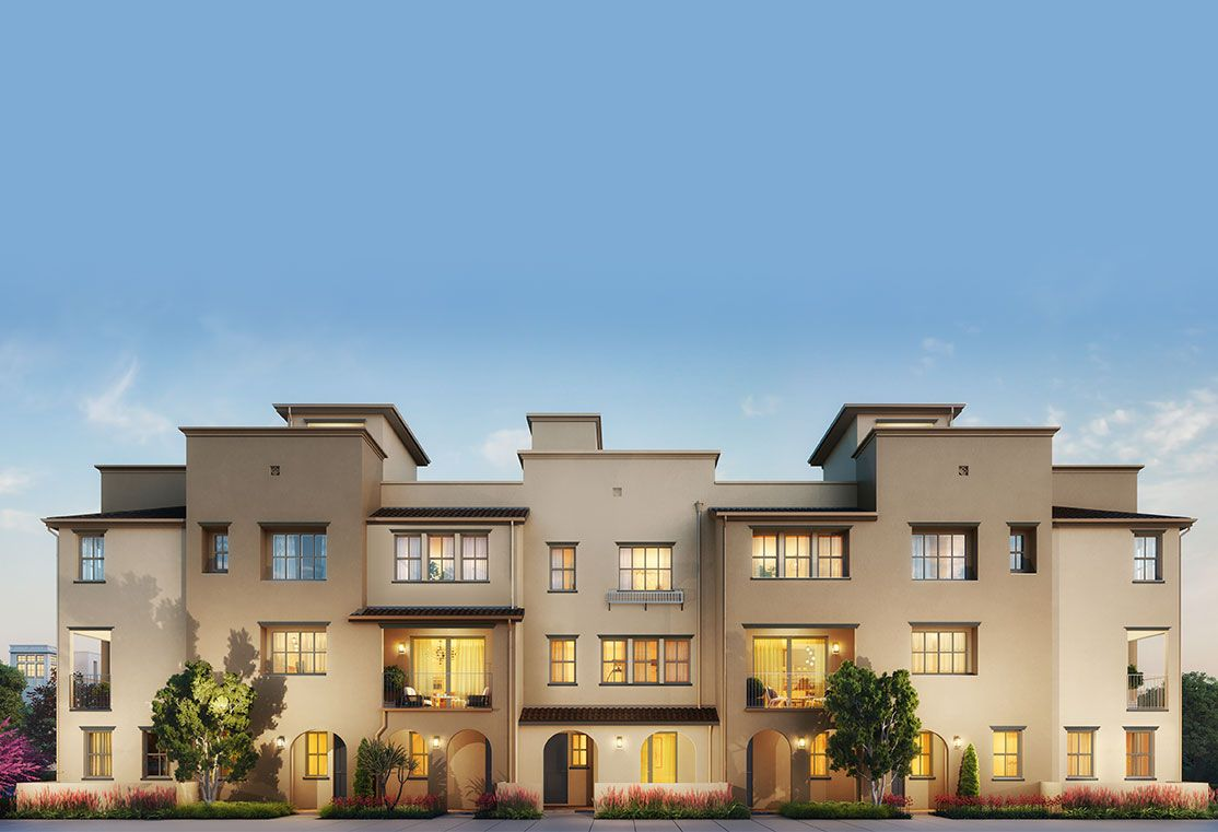 Single Family for Active at Violet - Residence 3 916 E. Santa Ana St. Anaheim, California 92805 United States