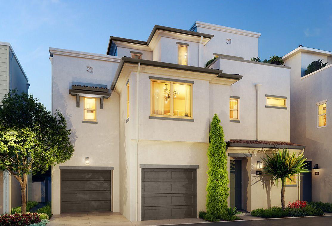 Single Family for Active at Cerise - Residence 1 916 E. Santa Ana St. Anaheim, California 92805 United States