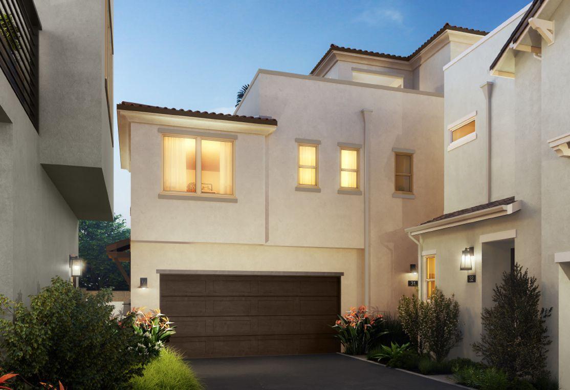 Single Family for Active at Cerise - Residence 4 916 E. Santa Ana St. Anaheim, California 92805 United States