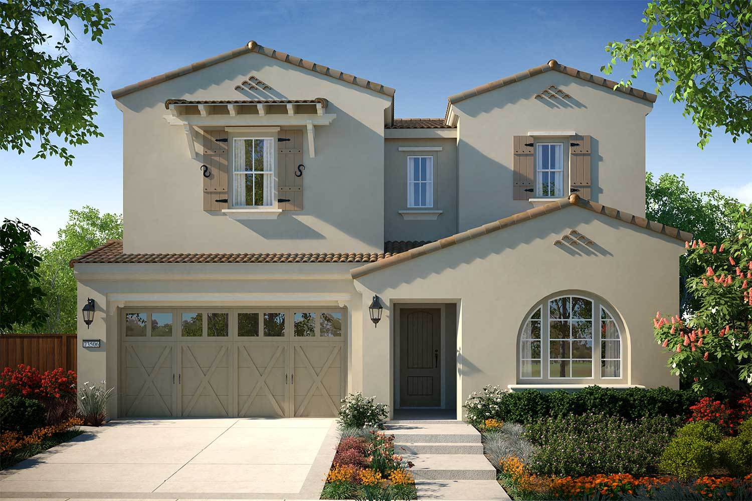 Single Family for Active at Palm - Residence 1 42419 Areca Palm Street Fremont, California 94539 United States