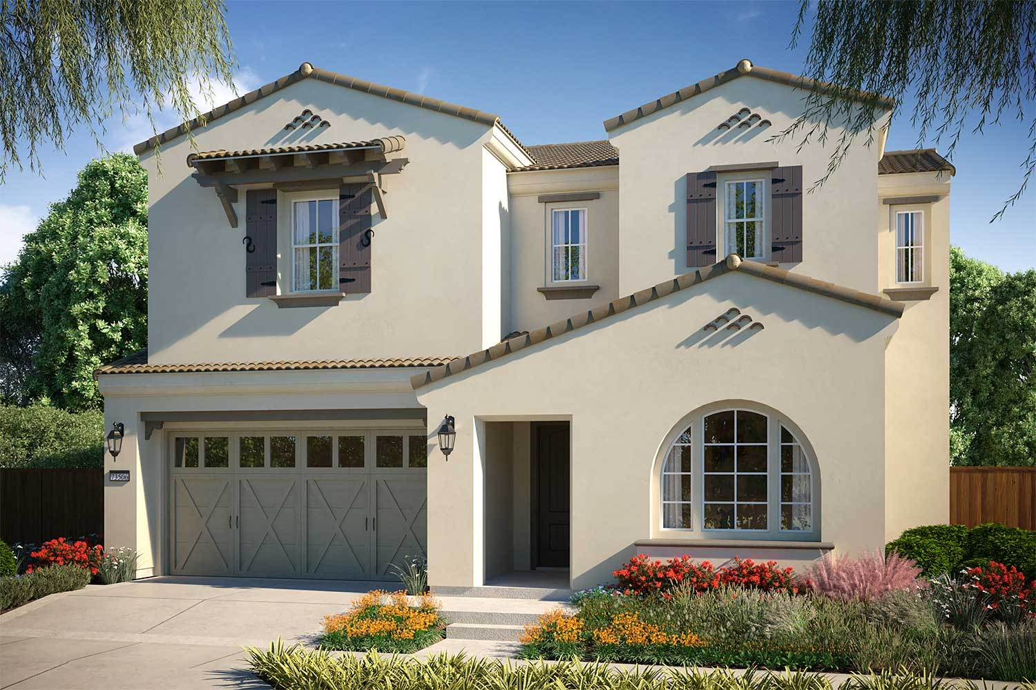 Single Family for Active at Palm - Residence 2 42419 Areca Palm Street Fremont, California 94539 United States