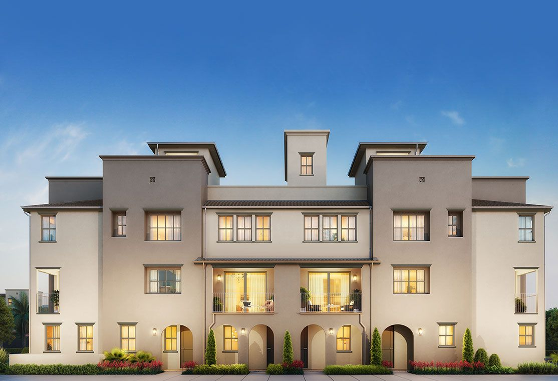 Single Family for Active at Violet - Residence 4 916 E. Santa Ana St. Anaheim, California 92805 United States