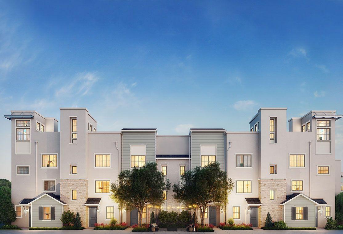 Single Family for Active at Claret - Residence 3 916 E. Santa Ana St. Anaheim, California 92805 United States