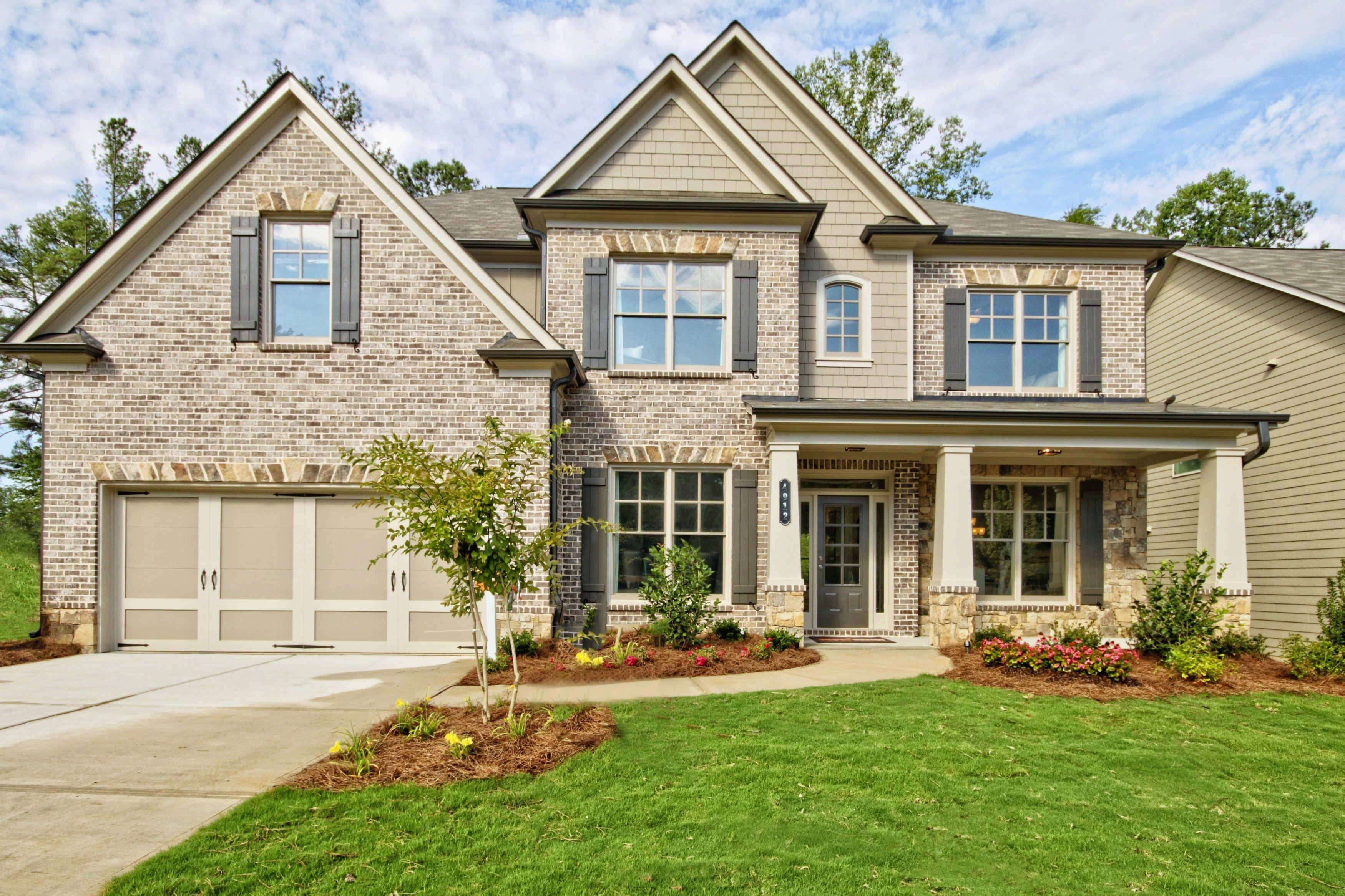 Один семья для того Продажа на Home South Communities Westleigh 895 Grove Glen Court Sugar Hill, Georgia 30518 United States