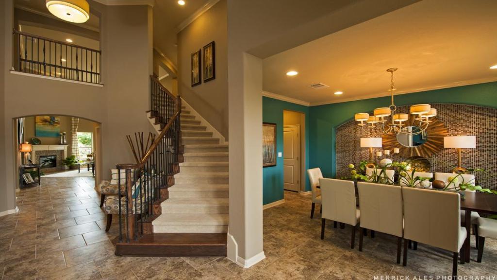 Single Family for Sale at Nottingham 3921 Veneto Circle Model Home Leander, Texas 78641 United States