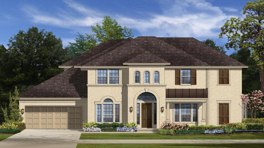 Single Family for Sale at Milano 5119 Isidore Lane Missouri City, Texas 77459 United States