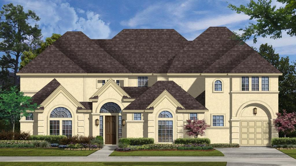 Single Family for Sale at Positano 5415 Lachlan Springs Lane Sugar Land, Texas 77479 United States