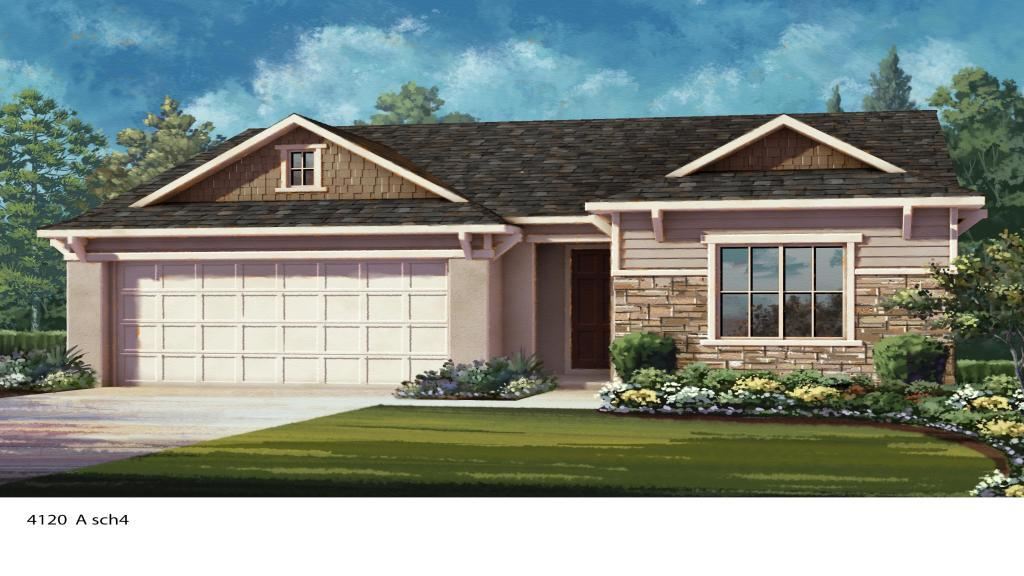 Single Family for Sale at Skyestone - The Boulder - Landmark Collection 12091 Red Fox Way Broomfield, Colorado 80021 United States