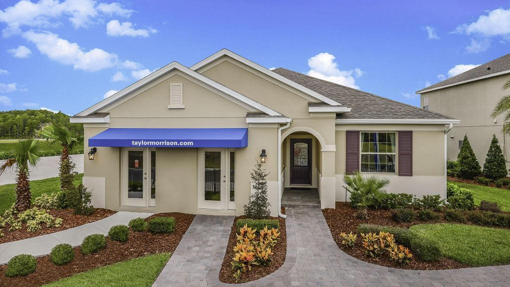 Woodland Park New Homes In Orlando FL By Taylor Morrison