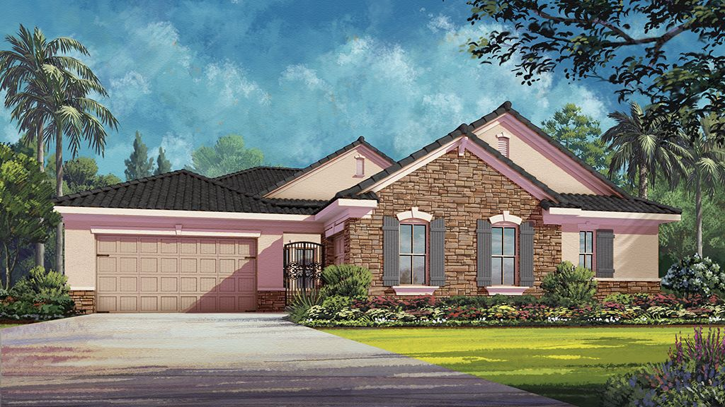 Single Family for Sale at Monte Carlo 3627 Farm Bell Place Lake Mary, Florida 32746 United States