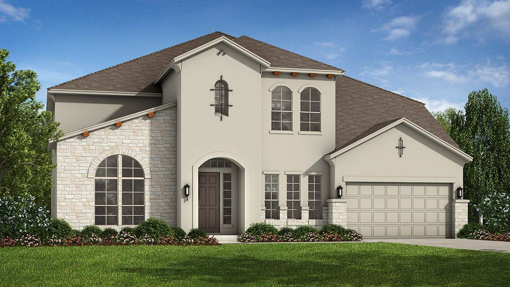 Real Estate at 4005 Piana Place, Leander in Williamson County, TX 78641