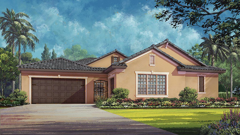 Single Family for Sale at Monte Carlo 3659 Farm Bell Place Lake Mary, Florida 32746 United States