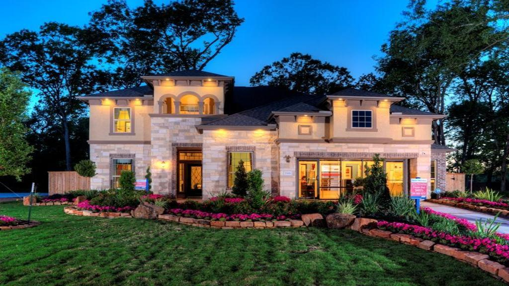 Single Family for Sale at Lexington 6 Winter Thicket Place - Model Tomball, Texas 77375 United States