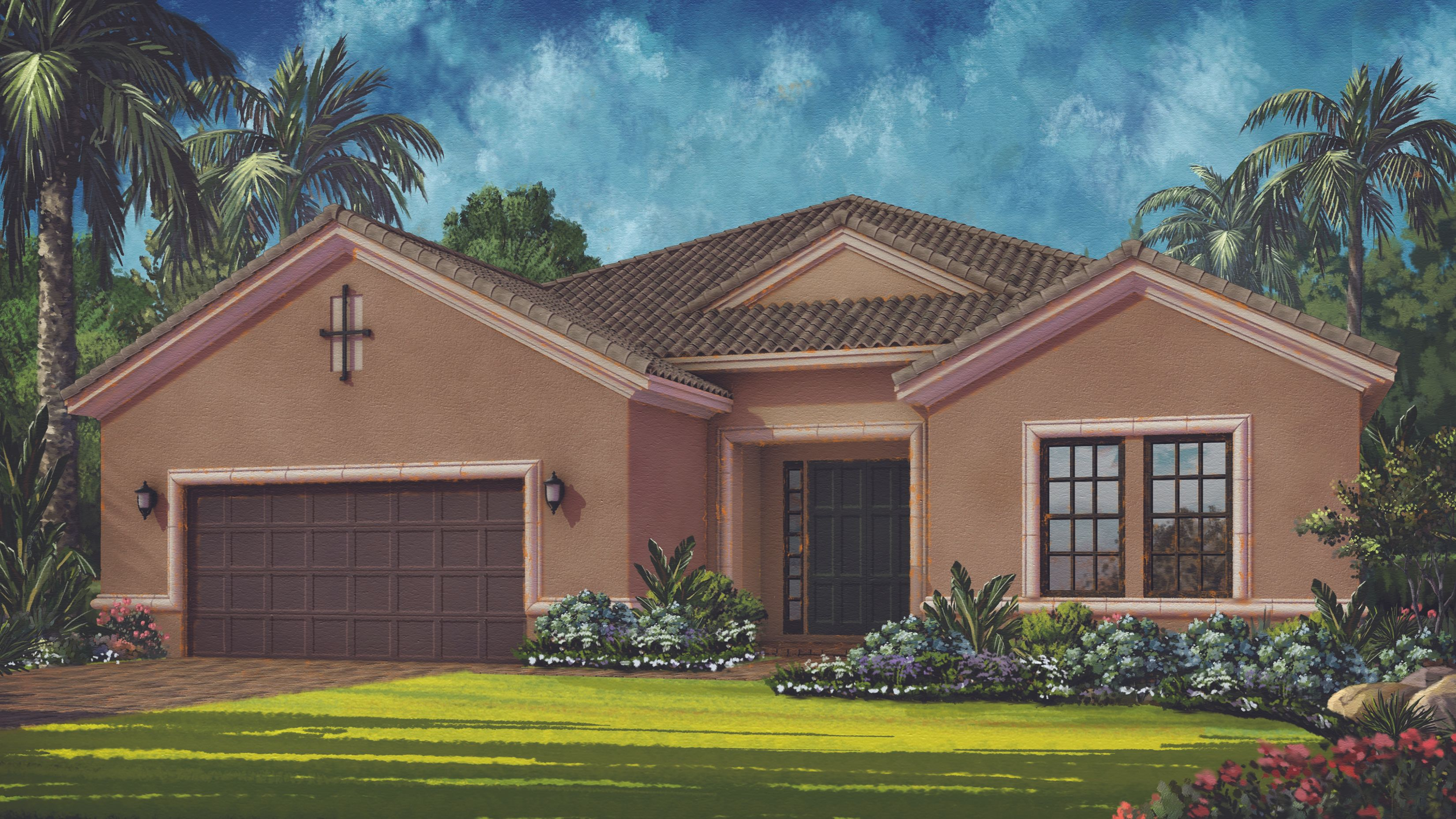 Single Family for Sale at Esplanade At Artisan Lakes - Pallazio 10419 Inglenook Terrace Palmetto, Florida 34221 United States