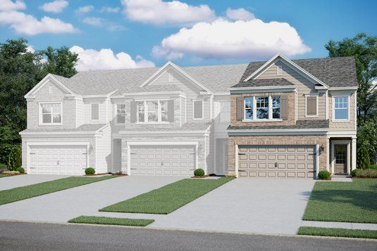 Real Estate at 2488 Village Park Bend, Duluth in Gwinnett County, GA 30096