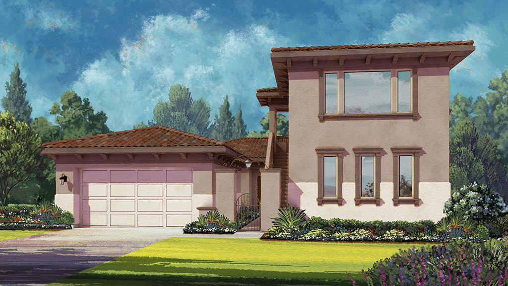 Single Family for Active at Fiori At Serrano - Jones By Appointment Only El Dorado Hills, California 95762 United States