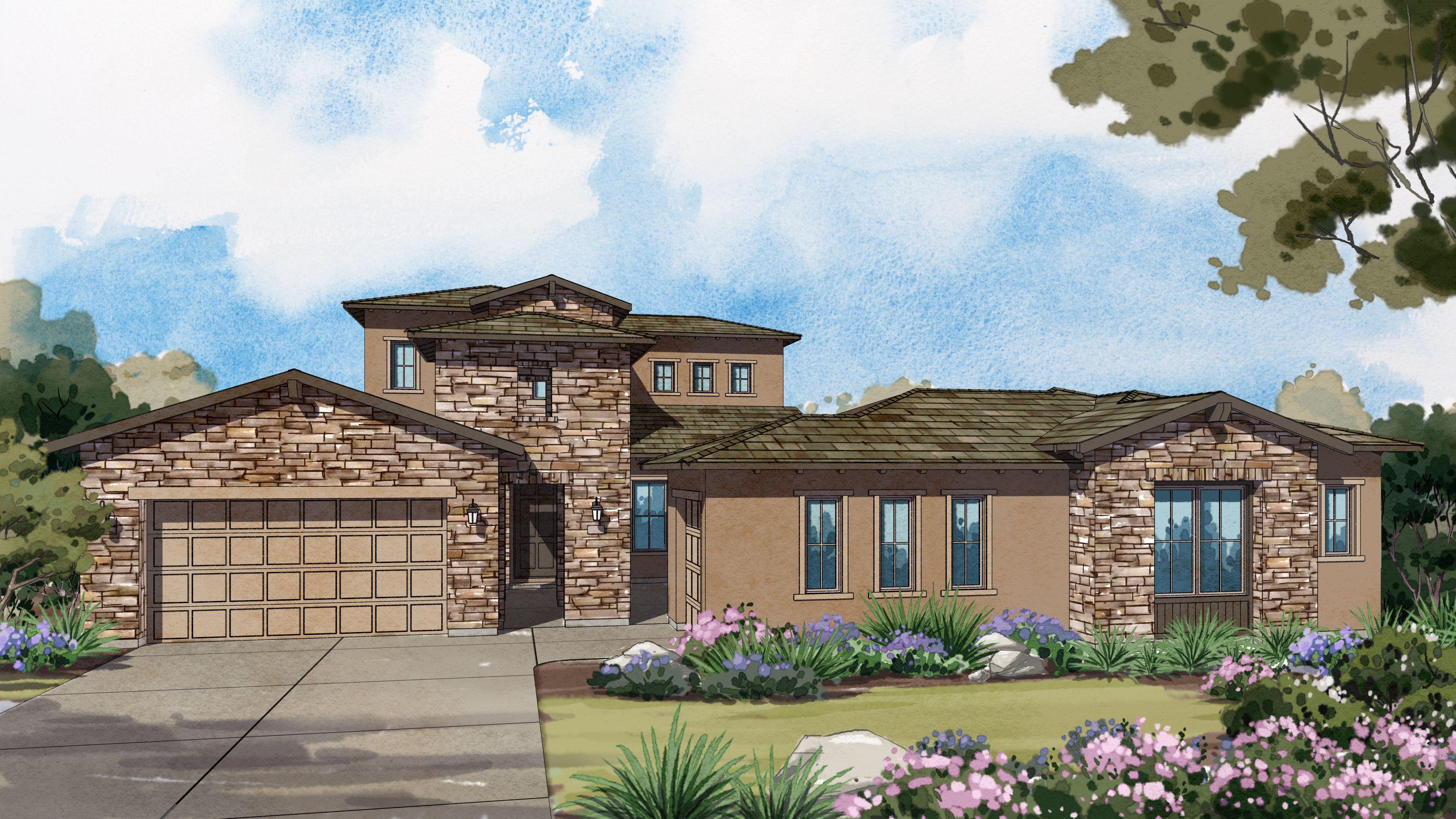 Single Family for Sale at Vintage 38 - Pinot Reserve 374 Willard Court El Dorado Hills, California 95762 United States