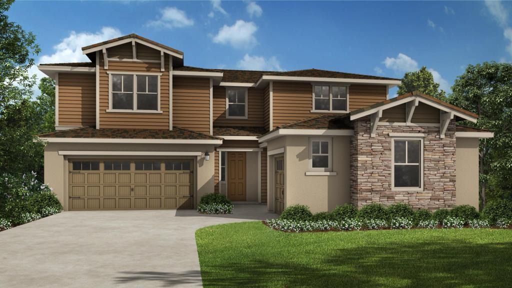 Single Family for Active at Madeira East - Prado Iv - Sawyer 9969 Lousada Drive Elk Grove, California 95757 United States