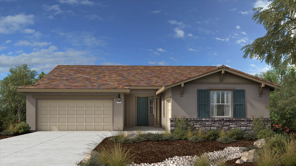 Single Family for Active at Solaire - Treo - Nora 5098 Summerfaire Drive Roseville, California 95747 United States