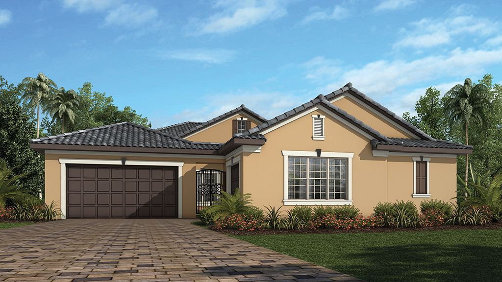 Single Family for Active at Steeple Chase - Monte Carlo 3757 Farm Bell Place Lake Mary, Florida 32746 United States