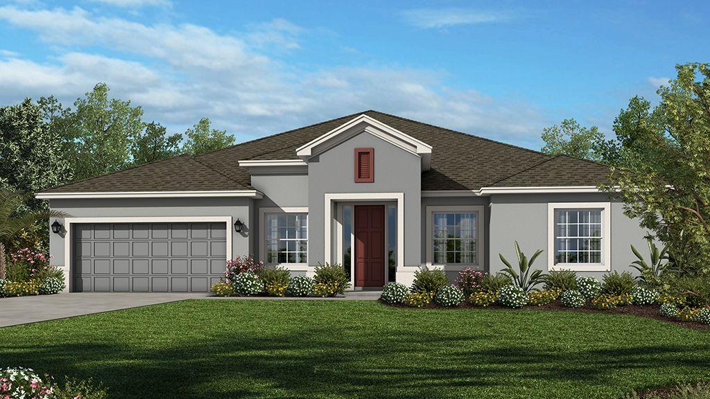 Single Family for Active at Abaco 115 Gingerleaf Lane Oviedo, Florida 32765 United States